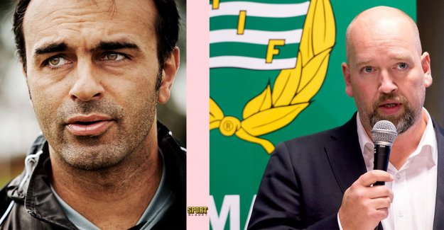 Hammarby acting after the coach's statements