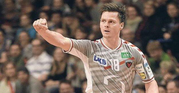 Handball-Bundesliga : From the world Cup back in everyday life