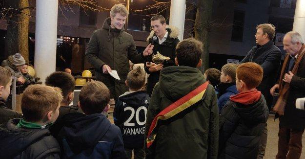 Hans Vanaken is honored in his hometown: I still feel like a Lommelaar