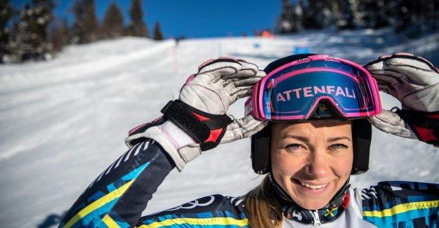 Hansdotter ready for the new medaljjakt: I want more