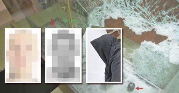 Here is stöldligan suspected of domkyrkokuppen