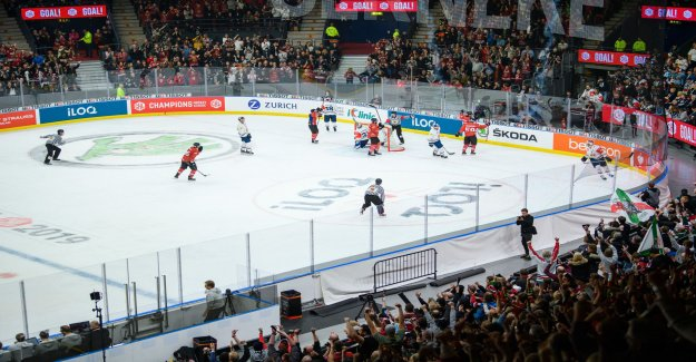 Here is the news about the future of the CHL