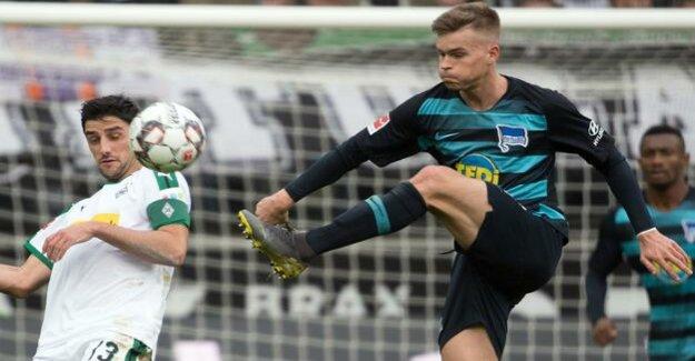 Hertha BSC : Maximilian Mittelstädt, the prototype