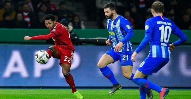 Hertha BSC in the Bundesliga-season 2018/2019 : Pal Dardai: We lost to a good Bayern Munich