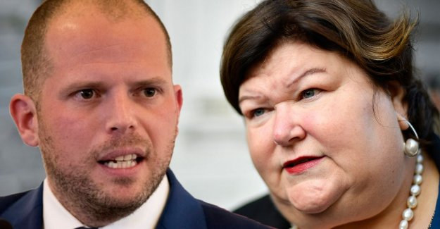 Highest number of asylum seekers in three years time: 2.765 requests in January, especially Palestinians, Francken takes hard to succeed The Block