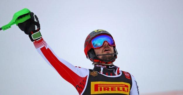Hirscher wins again slalomwereldtitel, stage is fully Austrian