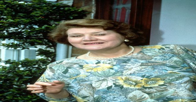 Hold series Patricia Routledge have 90 years - the fans division of youth picture got some fucked up