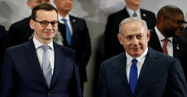 Holocaust debate: Poland's Prime Minister says trip to Israel