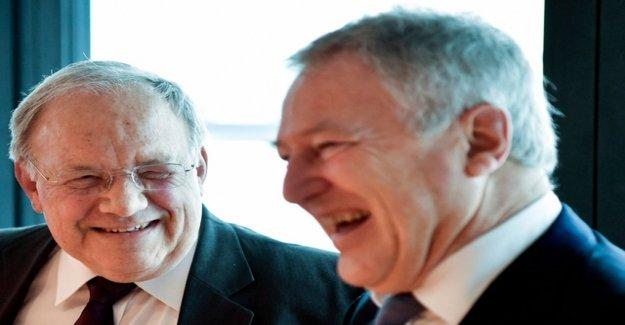 Hundreds of millions of Schneider-Ammann's legacy