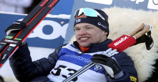 Iivo Niskaselta bad news for skiing fans - skiing Finnish championships for personal trips