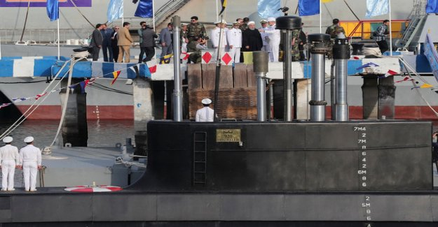 Iran provoked with new U-Boot