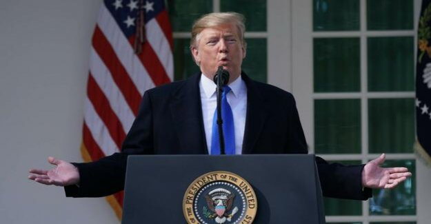 Islamic state : Trump calls of EU consumption of IS-fighters