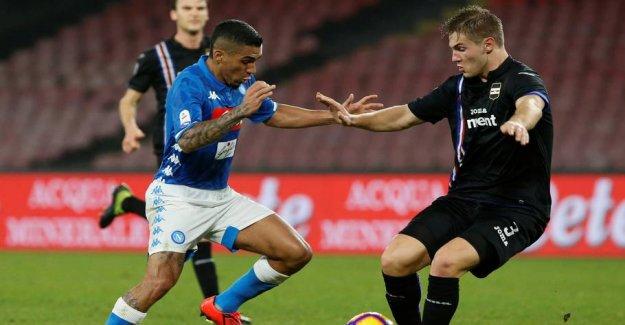 Italian newspaper: Tottenham negotiating with Joachim club