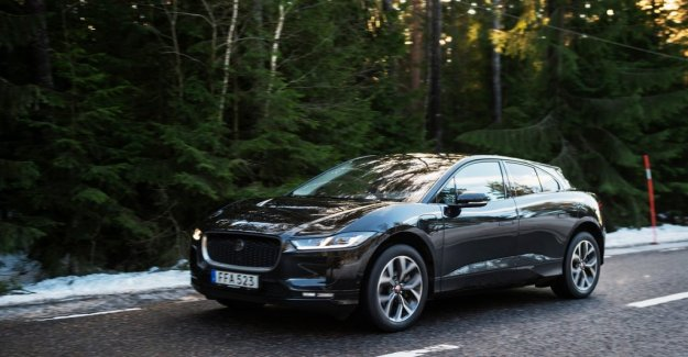 Jaguars Tesladödare a dream to drive – until the anxiety takes over