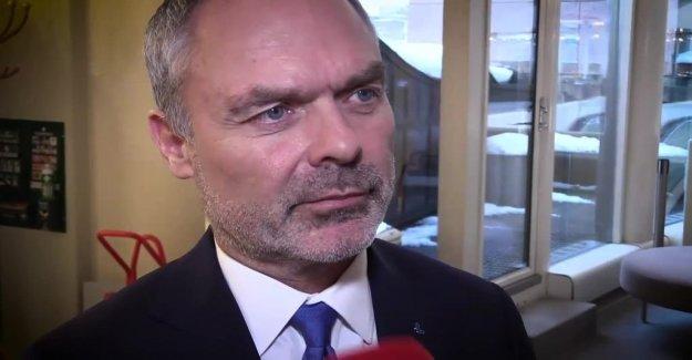 Jan Björklund's resignation as party leader