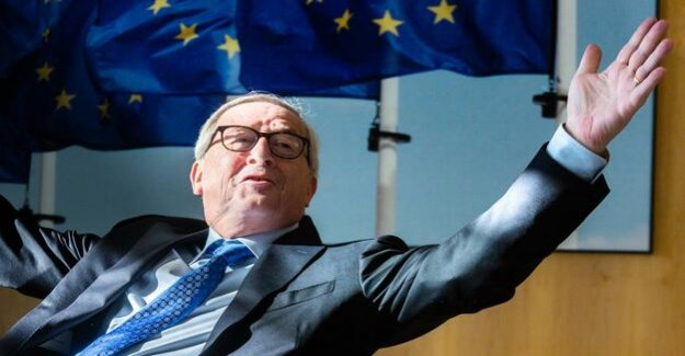 Jean-Claude Juncker for the European elections : The populists are wrong fundamental