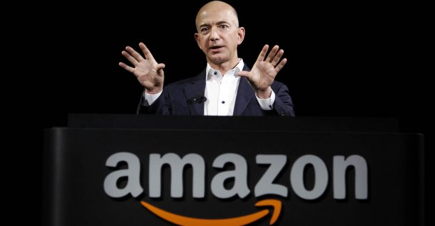 Jeff Bezos accusing the american journal of extortion