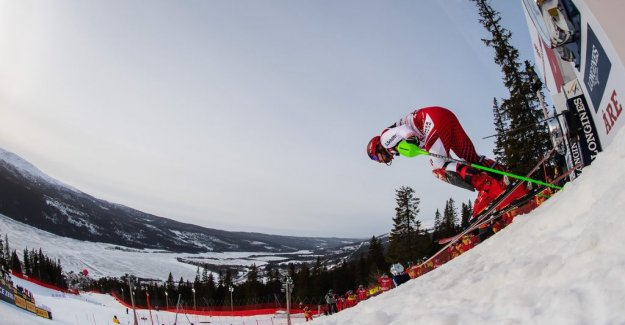 Johan Esk: Marcel Hirschers world CHAMPIONSHIP gold medal was a victory for Sweden's OLYMPIC campaign