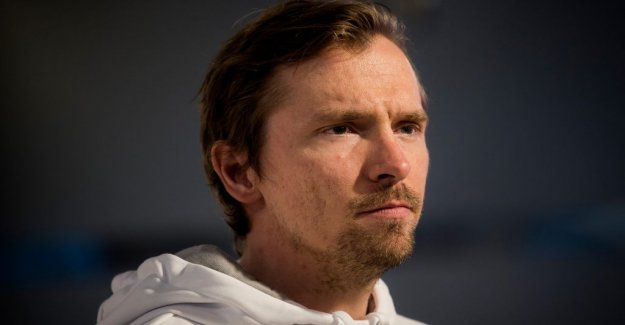 Johan Olsson: Suddenly you have two plus on the account – and someone who stands on the podium