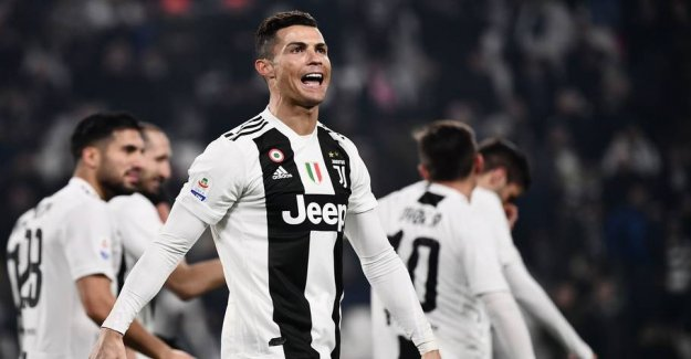Juventus drums on in Serie A