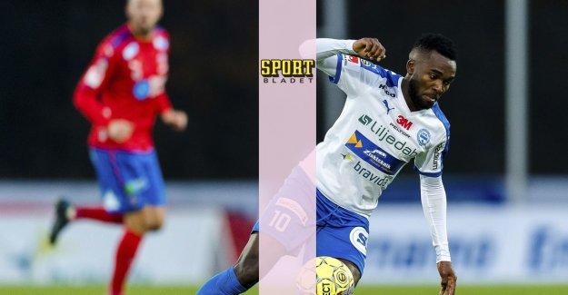 Kalmar lends midfielder to premier league