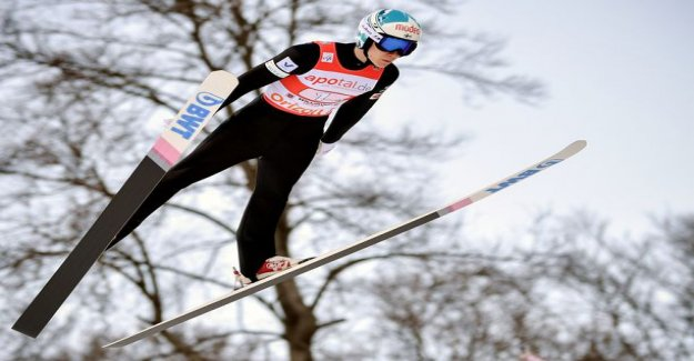 Karl Geiger, the rise of a monstrous jump to victory willingenin in - Antti Aalto 18:p