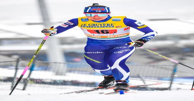 Kerttu Niskanen grabbed a sensational win - relegated to second place Iivo Niskanen thoughtfully Yle interview: Put a question mark in the air