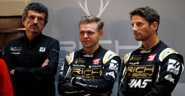 Kevin and Haas ambitious mission: Red Bull must have bank