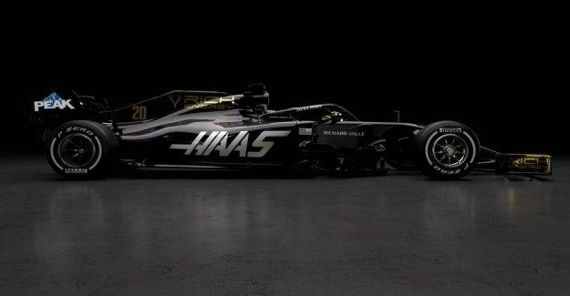 Kevin's 2019-racer revealed: The black lightning