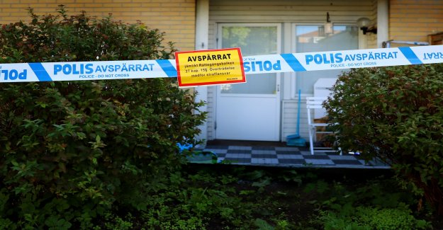 Killed his family – now sentenced the father for trippelmordet in Frölunda