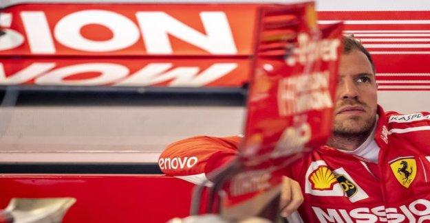 Kimi Raikkonen left ferrari's mode of operation changed radically - the Finnish replacement got a nasty message Sebastian vettel's preference for a