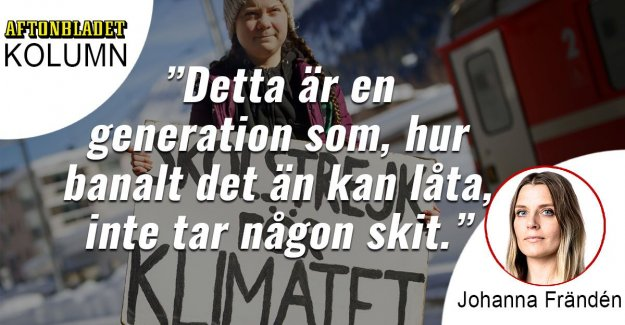Klimatkidsen is here to stay – and in the lead going to the young women