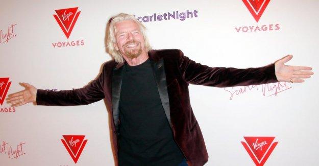 Konsertkamp between Richard Branson and Venezuelan president