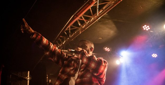 Konsertrecension: Jay Rock reminds one of the beautiful essence
