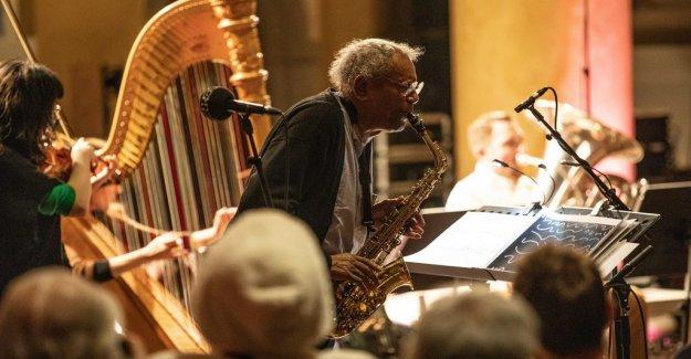 Konsertrecension: Jazzlegendaren Anthony Braxton is still a virtuoso