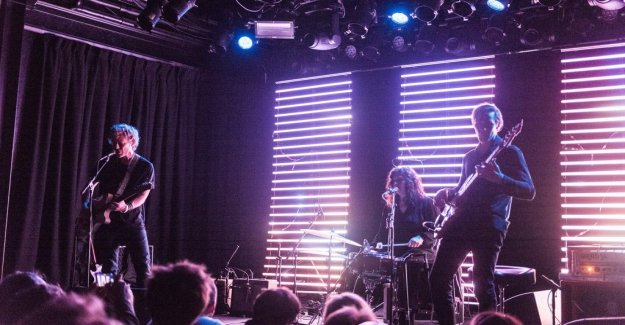 Konsertrecension: Low makes it atonal noise to a highlight