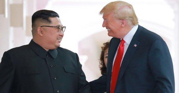 Korean conflict: Trump wants to meet Kim in Hanoi