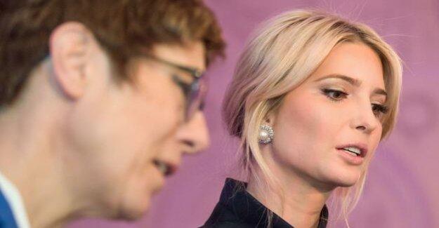 Kramp-Karrenbauer in Munich, Germany : women's politics instead of security policy