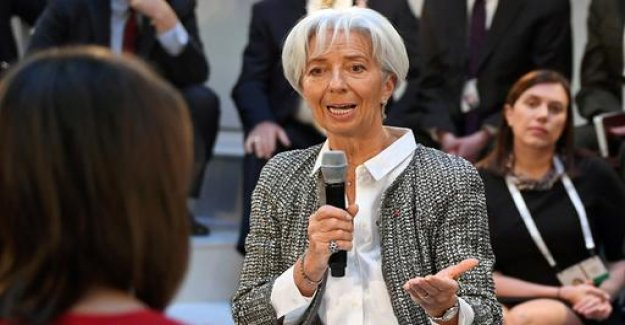 Lagarde: EU must let the muscles to play