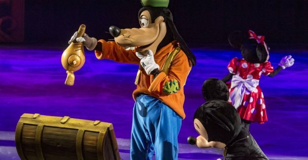 Large Disney show get cut in Denmark: the Seamy money-making