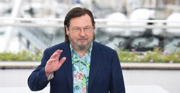Lars von Trier becomes an actor in Welcome to the moon