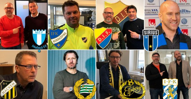 Laul meets club bosses – as was the