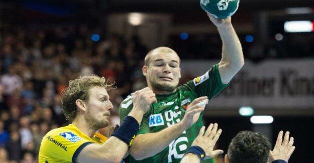League of Handball : Füchse Berlin lose in Lemgo