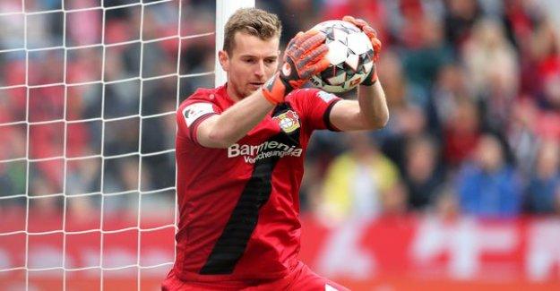 Leverkusen rose to tune - Lukas Hradeckylle through six-zero game?