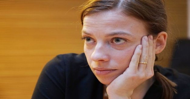 Li Andersson survived the lucky one knife incident a year ago - opens Maria Veitola: a Traumatic experience for many reasons
