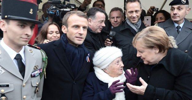 Lina Lund: Merkel will never bear knytblus