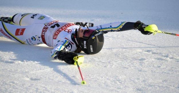 Lisa Edwinsson: Stubbornness took Swenn-Larsson to the world CUP podium