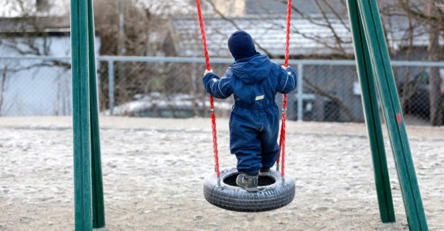 Lisa Magnusson: the Child is not feeling better by long days in preschool