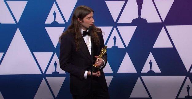 Ludwig Göransson wins the Oscar