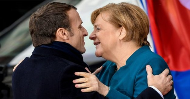 Macron and Merkel: the Real escalation looks different